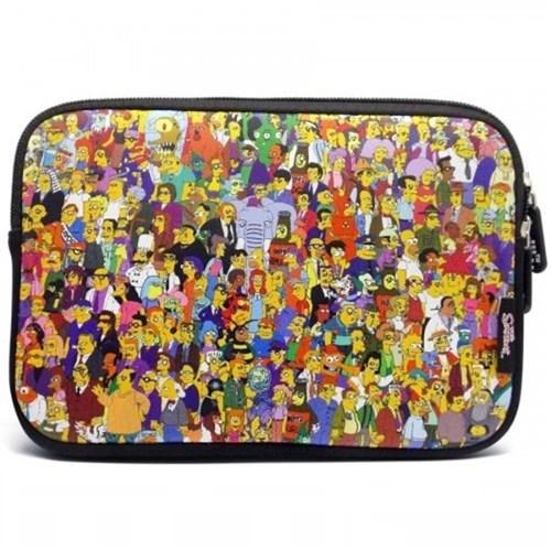 Case Sleeve Luva Ipad Tablet 7.9 | The Simpsons | Familia Springfield