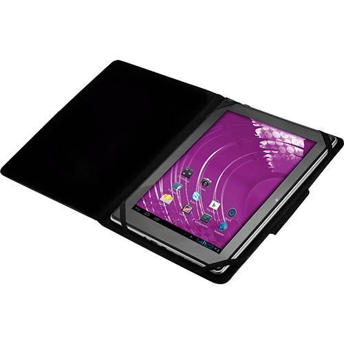 """Tudo sobre 'Case Universal para Tablet 7"""" Multilaser Preto'"""