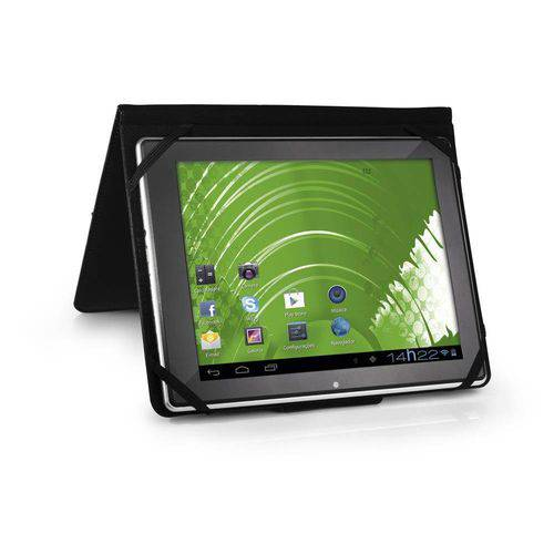 Case Universal para Tablet 9.7 Preto - Bo184-Multilaser