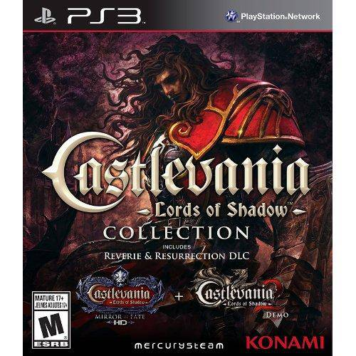 Tudo sobre 'Castlevania Lords Of Shadow Collection - Ps3'