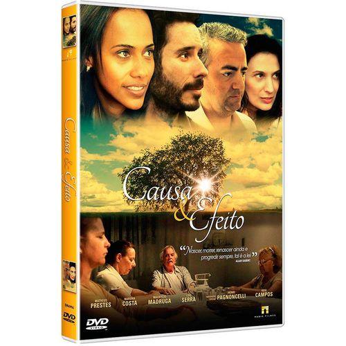 Causa & Efeito (dvd)
