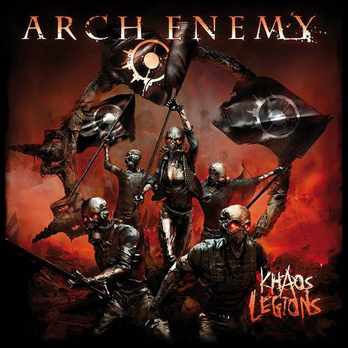 Tudo sobre 'CD Arch Enemy - Khaos Legions'