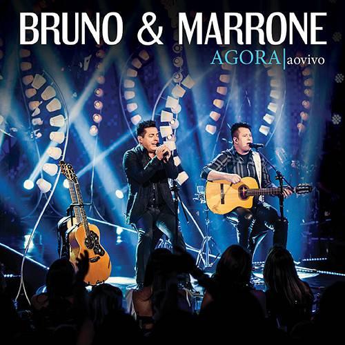 Tudo sobre 'CD - Bruno e Marrone - Agora: ao Vivo (CD Duplo)'
