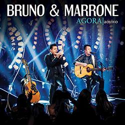 CD - Bruno e Marrone - Agora: ao Vivo (CD Duplo)