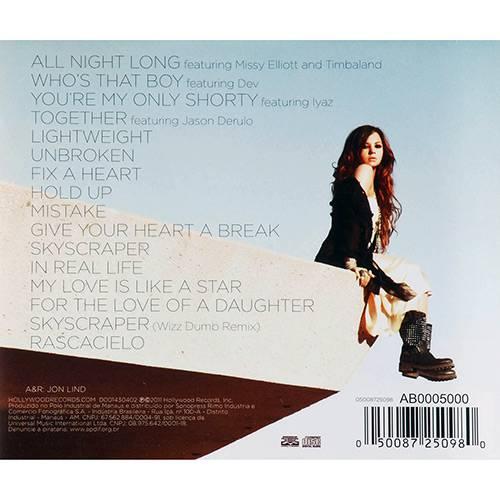 Tudo sobre 'CD Demi Lovato - Unbroken'