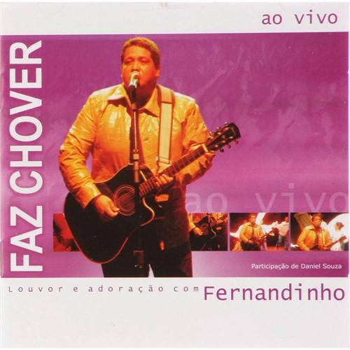 Tudo sobre 'CD Fernandinho - Faz Chover'