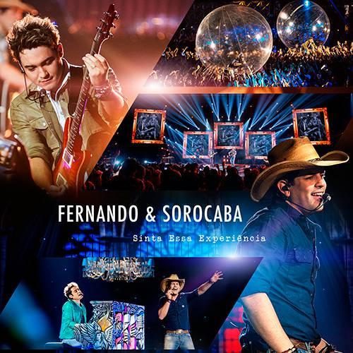 Tudo sobre 'CD - Fernando & Sorocaba - Sinta Essa Experiência'