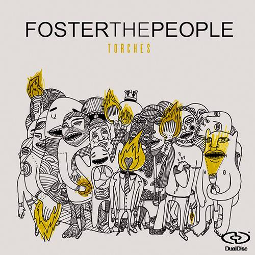 Tudo sobre 'CD Foster The People - Torches'