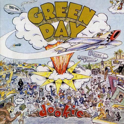 Tudo sobre 'CD Green Day - Dookie'