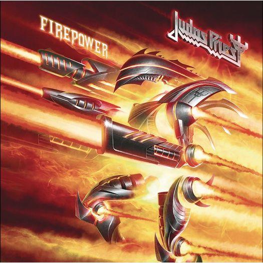 Tudo sobre 'CD Judas Priest - Firepower'