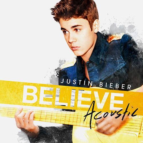 Tudo sobre 'Cd Justin Bieber - Believe Acoustic'