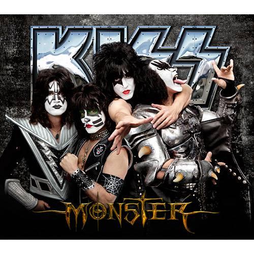 Tudo sobre 'CD Kiss - Monster'