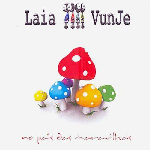 CD Laia Vunje - Laia Vunje no País das Maravilhas