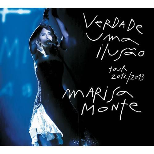 Tudo sobre 'CD - Marisa Monte: Verdade, uma Ilusão'