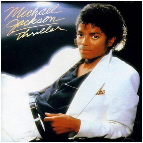 Tudo sobre 'CD Michael Jackson - Thriller'