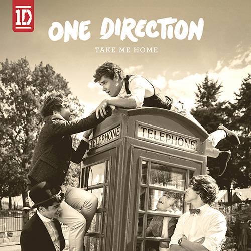 Tudo sobre 'CD One Direction - Take me Home'