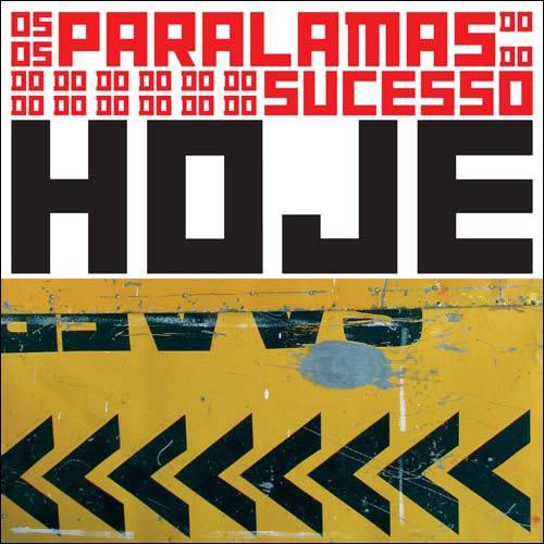 CD os Paralamas do Sucesso - Hoje