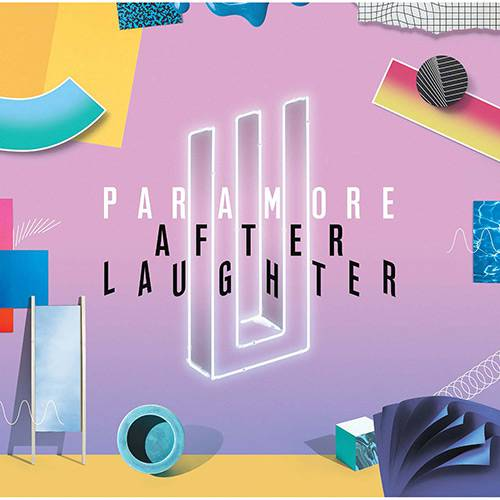 Tudo sobre 'CD Paramore - After Laughter'