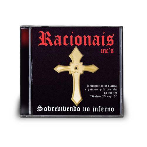 Cd Racionais Mc's - Sobrevivendo no Inferno