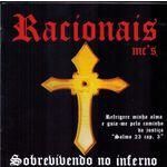 CD - RACIONAIS MC'S - Sobrevivendo ao Inferno