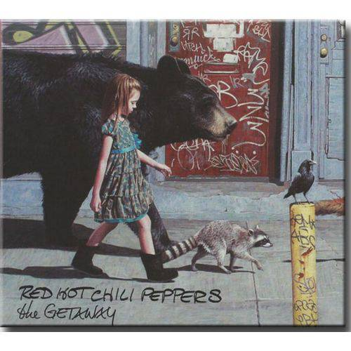 Tudo sobre 'Cd Red Hot Chili Peppers - The Getaway'