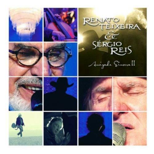 Tudo sobre 'CD Renato Teixeira & Sérgio Reis - Amizade Sincera 2'