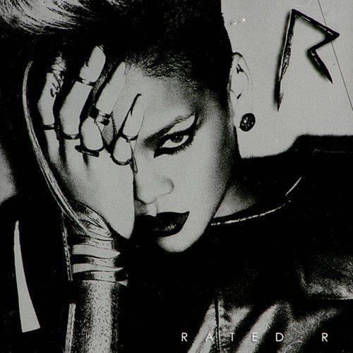 Tudo sobre 'Cd Rihanna - Rated R'