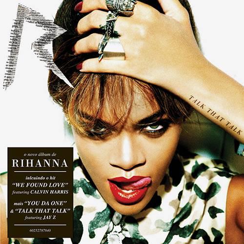 Tudo sobre 'CD Rihanna - Talk That Talk'