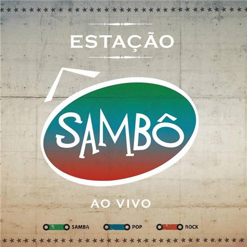 Tudo sobre 'CD Sambô - Estação Sambô (Ao Vivo)'