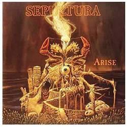 Tudo sobre 'CD Sepultura - Arise'
