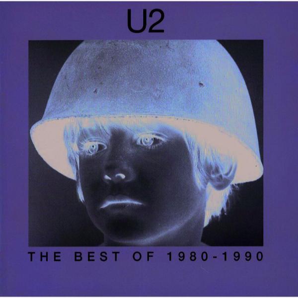 CD The Best Of 1980-1990 - U2