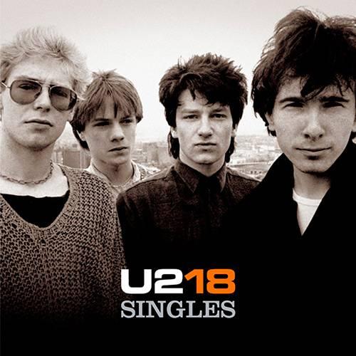 Tudo sobre 'CD U2 - 18 Singles'