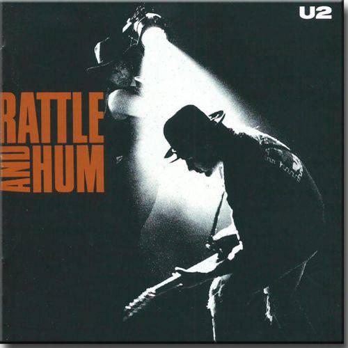 Tudo sobre 'Cd U2 - Rattle And Hum'