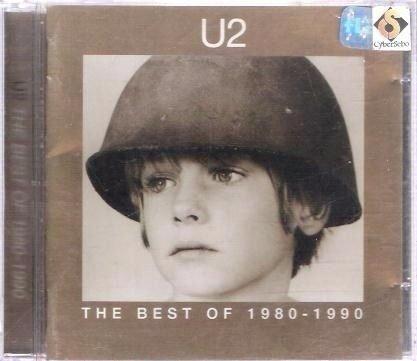 Cd U2 - The Best Of 1980-1990 - (139)