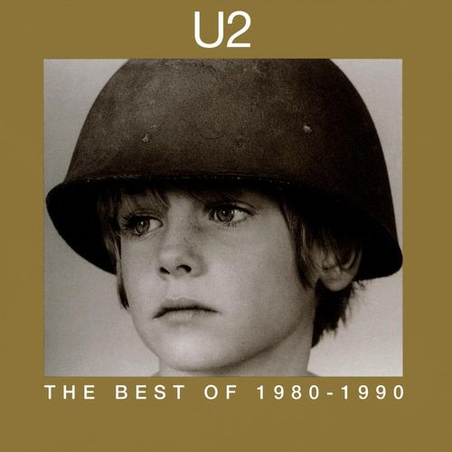 Cd U2 - The Best Of 1980-1990