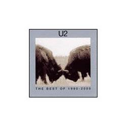 CD U2 - The Best Of 1990 - 2000 (Simples)