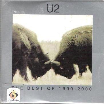 Cd U2 The Best Of 1990-2000