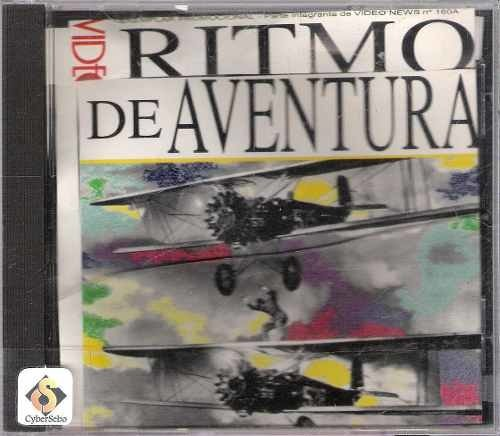 Cd Video News Ritmo de Aventura