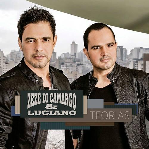 Tudo sobre 'CD Zezé Di Camargo & Luciano - Teorias (EP)'