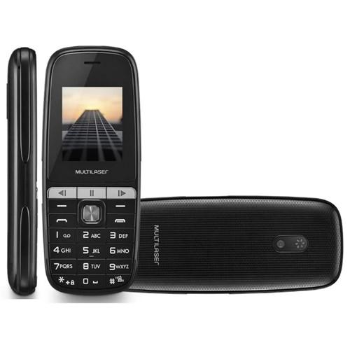 Celular Dual Up Play Preto P9076-Multilaser