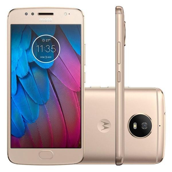 "Celular Moto G5S XT1792 Dual Chip Tela 5,2"" Motorola"
