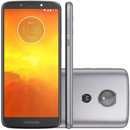 Celular Motorola Moto E5 32gb 4g Dual Chip Xt1944-4 Tela 5,7