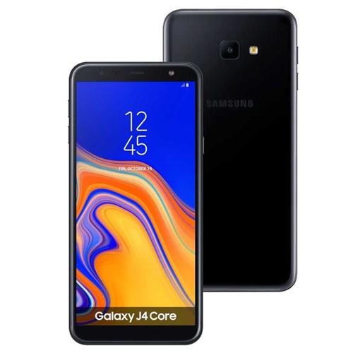 Celular Smartphone Dual Chip Samsung Galaxy J4 Core Preto Preto