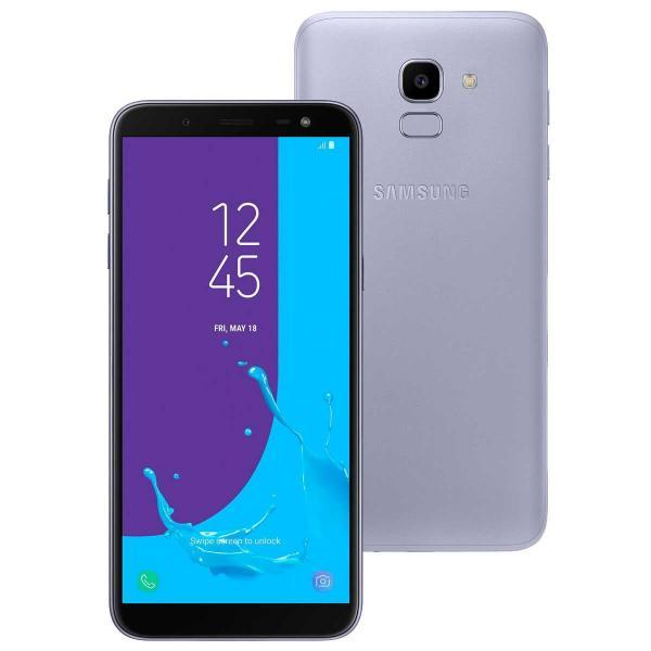 Celular Smartphone Samsung Galaxy J6 Dual Chip