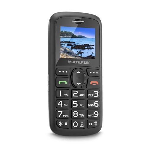 "Celular Vita Dual Chip 1,8"" P9048 Multilaser"