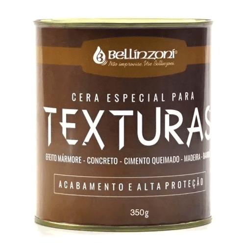 Cera Especial para Texturas Bellinzoni 350g