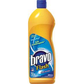 Cera Flash Incolor Bravo 750mL