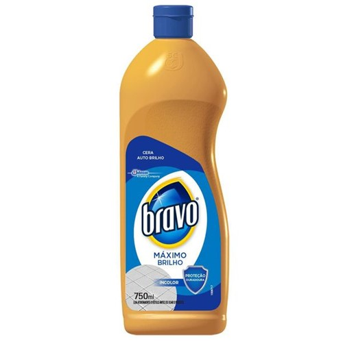Cera Liquida Bravo Flash Incolor 750ml