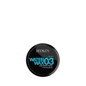 Tudo sobre 'Cera Modeladora Water Wax 03 50ml'