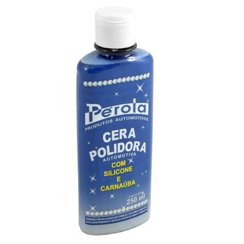 Tudo sobre 'Cera Polidora 250ml - Pérola 010107'